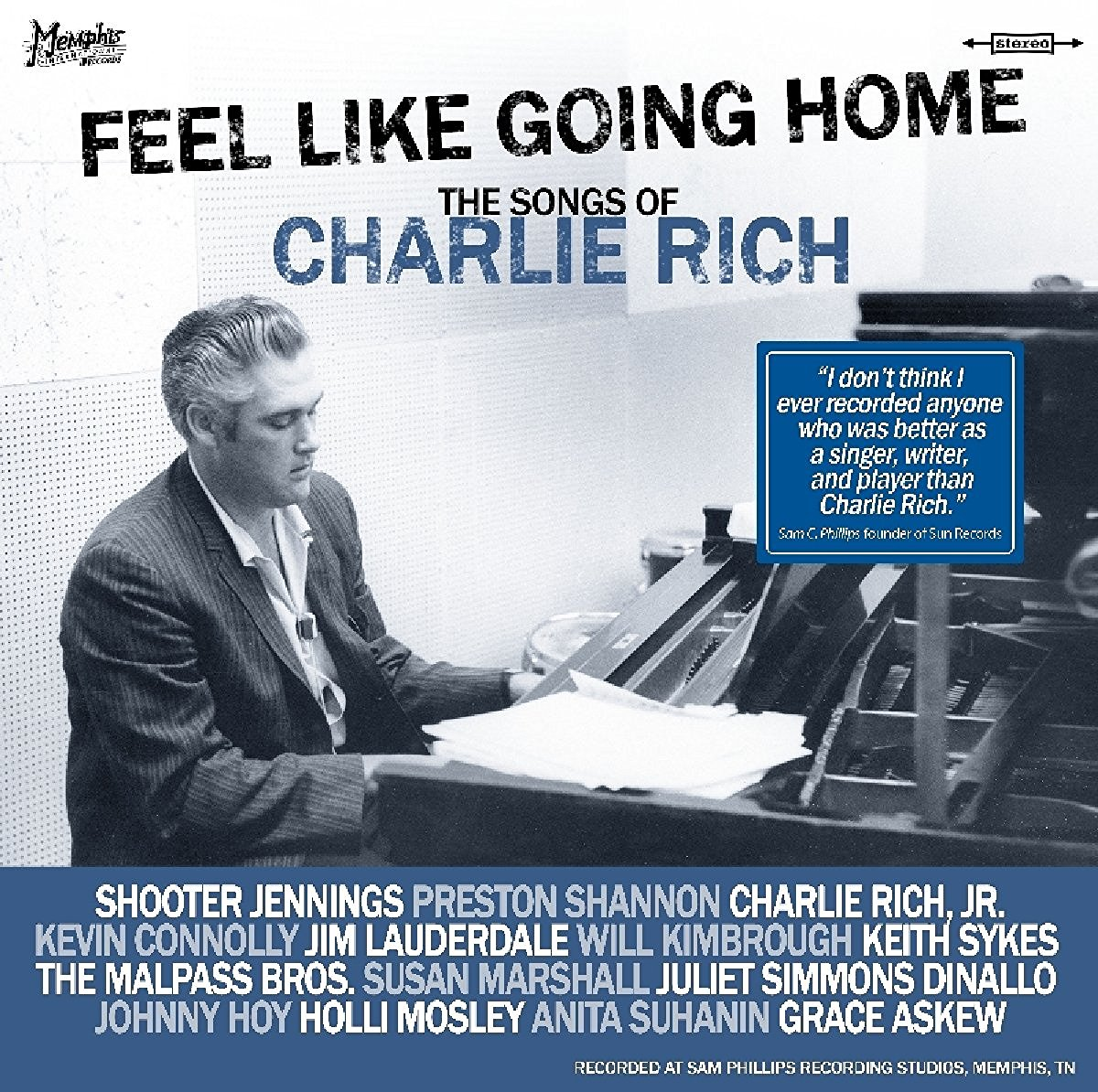 feel like going home charlie rich