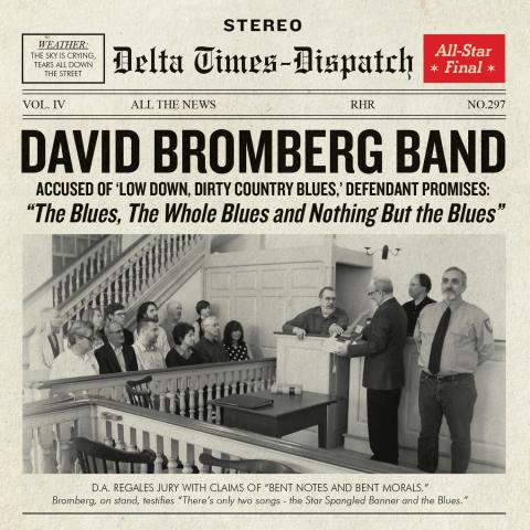 the whole blues and nothing but the blues by david bromberg