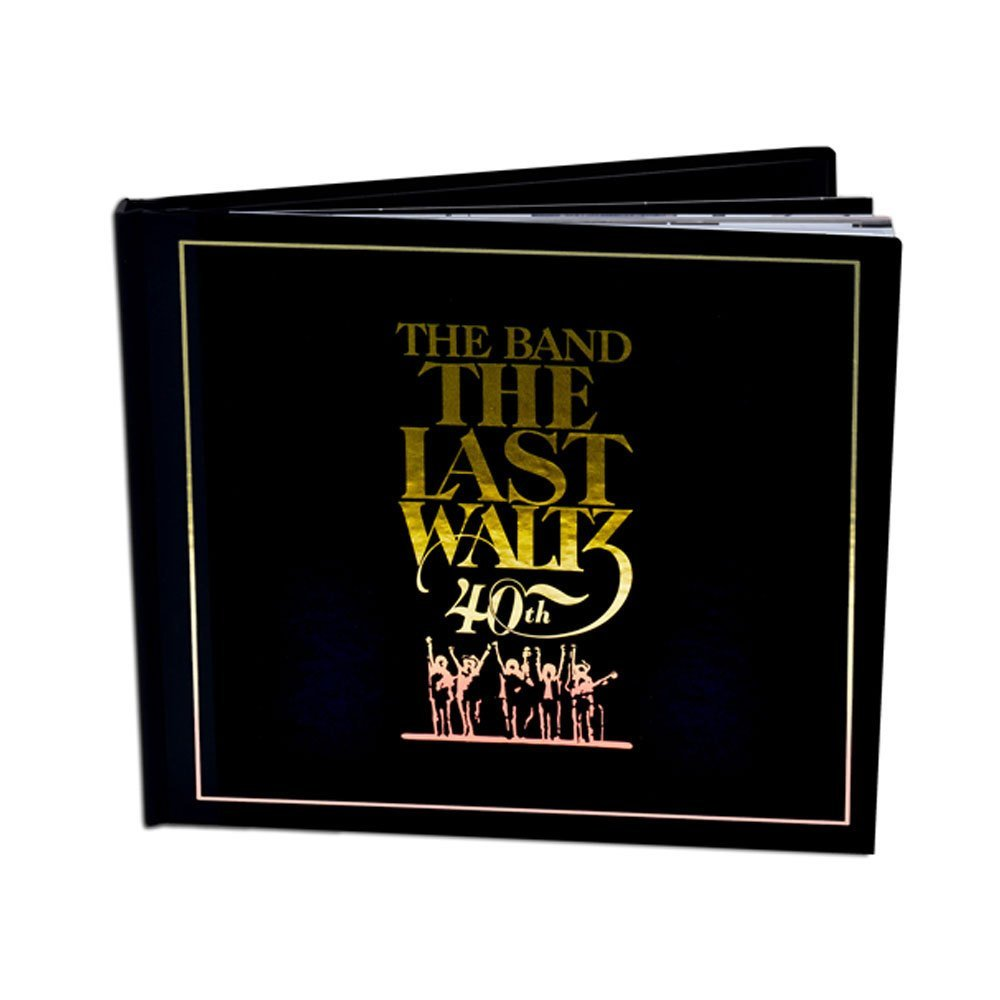 the last waltz by the band 40th anniversary