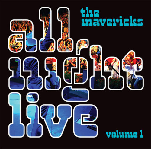 all night live by the mavericks