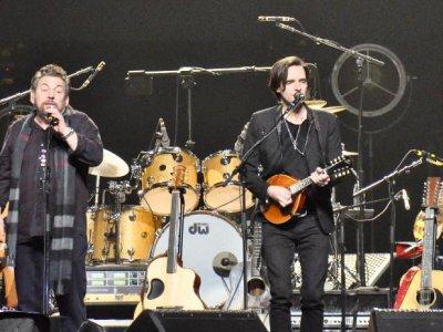 JD & The Straight Shot Shine in Nashville