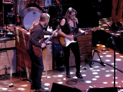 Tedeschi Trucks Band Tennessee Theater - Knoxville, TN