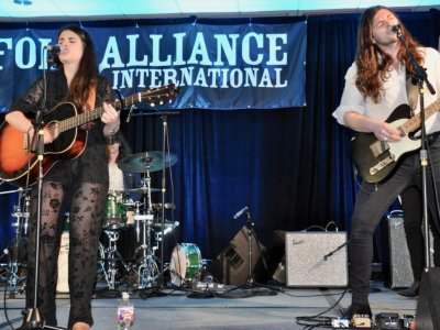 Folk Alliance International 2018